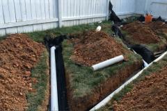 PVC-lawn-drainage-piping