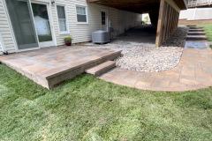 Stone-patio-walkway